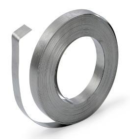 Из алюминиевой ленты делают пищевую фольгу