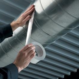 Лента алюминиевая используется для создания обмотки
