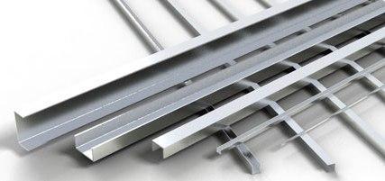 Если вы посмотрите на сечение алюминиевого швеллера, то увидите букву П