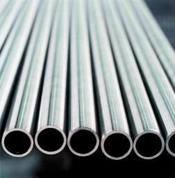 Дюралевая труба намного легче стальной