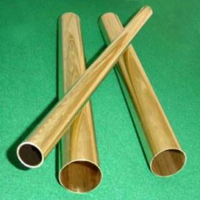 Диаметр прессованной латунной трубы может приближаться к 200 мм