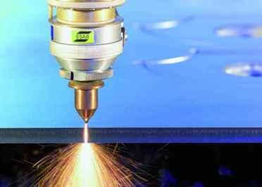 Лазерная резка металла - одно из последних достижений металлообработки