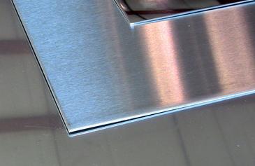 Нержавеющий лист может подвергаться или не подвергаться нагреву при производстве