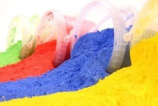 Варианты порошковой покраски и самих оттенков поражают многообразием