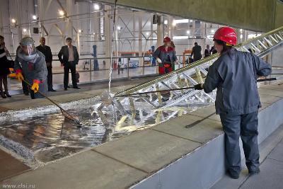 Цинкование - оптимальный способ защитить металл от коррозии