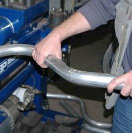 Вальцовка труб должна проводиться только мастерами и только на специализированном оборудовании