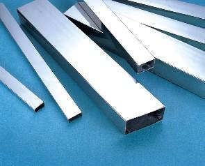 Алюминиевую прямоугольную трубу предлагают и оптом, и в розницу