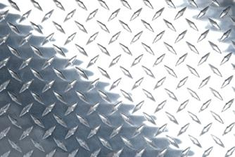 Рифленый алюминиевый лист тоже пользуется большим спросом