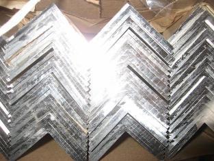 Алюминиевый уголок может проходить дополнительную процедуру - анодирования