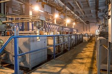 Профессиональное анодное оксидирование проводится в промышленных условиях