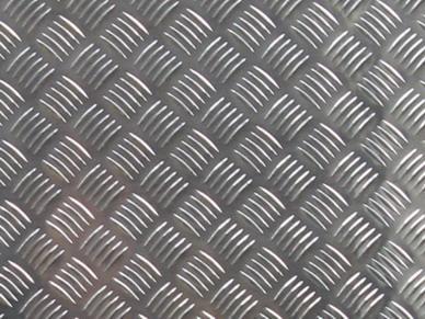 Листовой прокат может иметь не только гладкую, но и рифденую поверхность