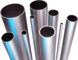 Традиционная форма сечения для титановой трубы - круглая