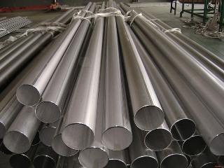 Титановые трубы могут иметь разную толщину стенок