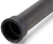 Труба чугунная ЧК называется также канализационной