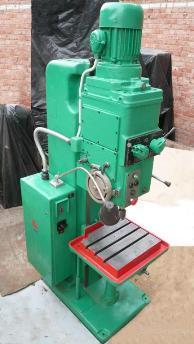 Качество вертикально-сверлильной обработки зависит и от правильности настройки оборудования