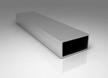 Алюминиевая прямоугольная труба обладает впечатляющей пропускной способностью
