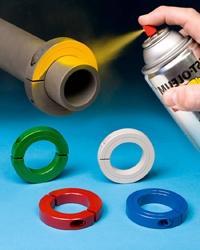При покраске жидкими красками их слой может наноситься разными способами